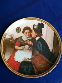 Collectible. Norman Rockwell decorative plate Toronto, M1E 2S8