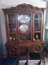 1950s Lighted China Cabinet KNOXVILLE