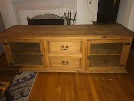 Rustic Furniture (Media Console, Bar, Trunk/Coffee Table, End Tables)