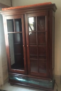 China cabinet for project Olney, 20832