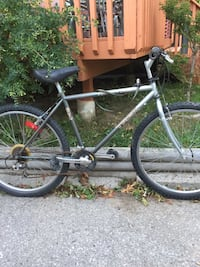 Trek Mountain Track grey Bicycle Toronto, M2L 2J2