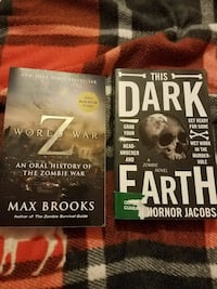 World War Z and This Dark Earth books Albion, 68620