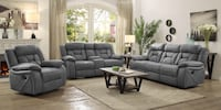 Reclining Theater Sofa Set Charlotte, 28216