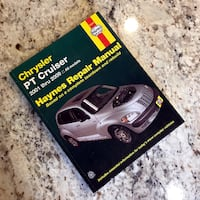 Haynes PT Cruiser Repair Manual Pitt Meadows
