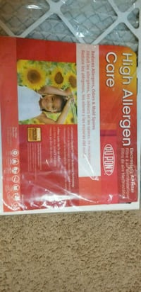 DuPont  20x21x1 Dupont High Allergen Care  Owings Mills, 21117