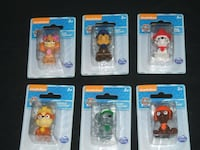 Paw Patrol Mini Figurines (6 Pack) Surrey
