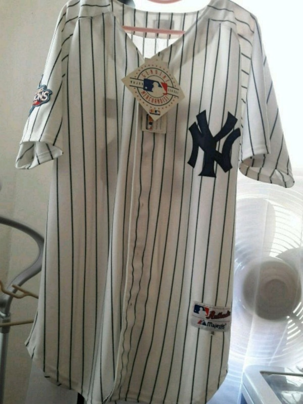 brand new 9100a 72a65 NY Yankees Jersey