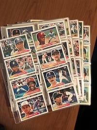 1988 Topps BIG baseball card Complete Set all 3 series of cards 264 total mint and in pages   Northport, 11768