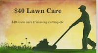 Lawn mowing Towson
