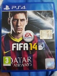 Custodia per giochi EA Sports FIFA 14 PS4 6800 km