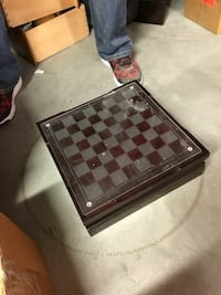 Excellent Condition Antique Chess Set! Reston, 20191