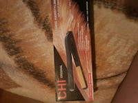 Chi original ceramic hair straightner new never used