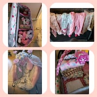New Baby Girl Clothes Hidalgo, 78557
