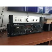 Tascam 302 Cassette Player