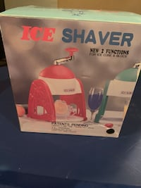 Ice Shaver  Independence, 64057