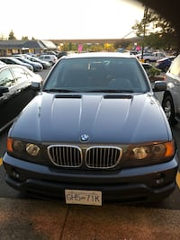 BMW - X5 4.4i Loaded Low Kms Mint Condition - 2001 Vancouver, V6A 4K4