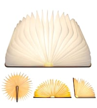 Brand new book lamp