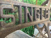 Singer Sewing Machine Base Legs Stand  Baltimore, 21234