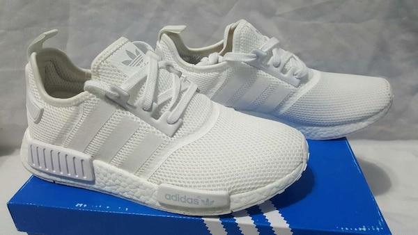 outlet store 565e2 eb105 Adidas NMD R1 Runner Triple White
