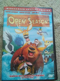 Open Season DVD Lake Mills, 53551