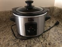 Small slow cooker stainless steel Jacksonville Beach, 32250