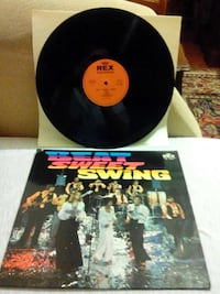 Beat Sweet Swing LP Plak
