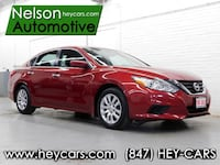 2016 Nissan Altima Red Mount Prospect, 60056