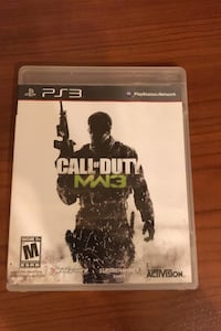 Playstation 3 Call Of Duty: Modern Warfare 3