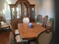 Dinette including China $2700 great condition worth $8700 Rockville, 20850