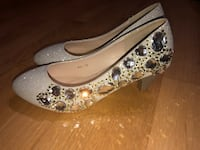 6 Pair Wedding/Party shoes Chicago