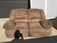 Recliner Couch Lubbock