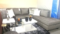 Light grey sectional  Irving, 75062