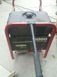 black and red portable generator Los Angeles, 90047