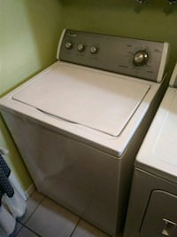 FREE WHIRLPOOL WASHING MACHINE IF PICKED UP Mercier, J6R
