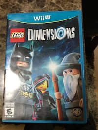 LEGO Dimensions Wii u for sale Surrey, V3S 0T9