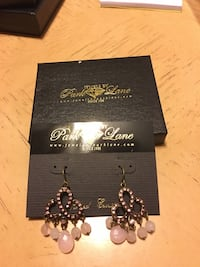 Park lane earrings!