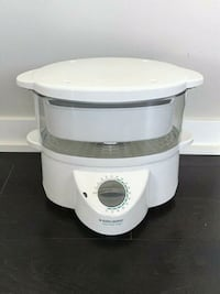 Black and Decker Steamer and Rice Cooker Toronto, M6S 5B6