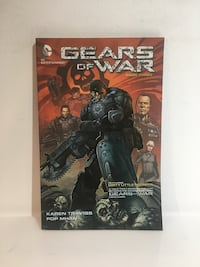 Gears of War graphic novel Mississauga, L5C 3G1
