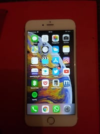 İPhone 6s Plus 16gb 8479 km