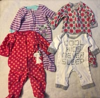Baby Girl Clothes  East Chicago, 46312