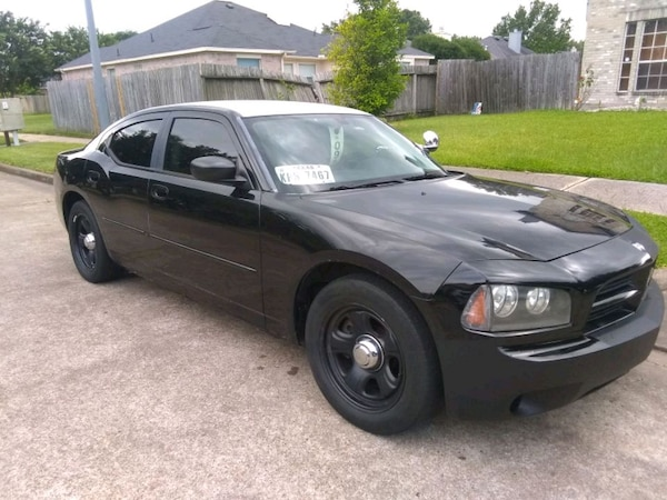 Police Charger For Sale >> 09 Charger Police Interceptor