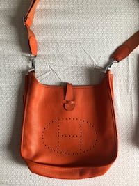 Hermes bag, used only once 783 km