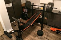Workout Bench Toronto, M4E 2R4