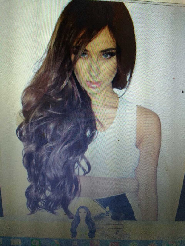 Used bellami boo- gatti hair extensions for sale in Tallahassee - letgo cc3c1c88c