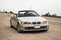 2001 BMW 3 Series 325Cic