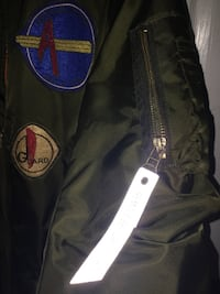 AMERICAN STICH BOMBER JACKET Temple Hills