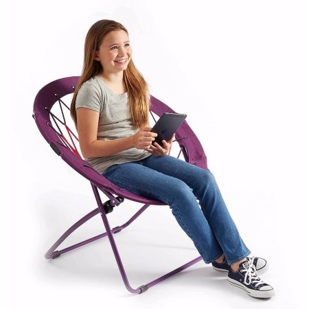 Used 32 Bunjo Bungee Chair, Multiple Colors For Sale In Woodland Park    Letgo