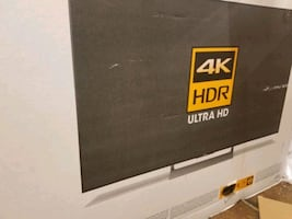 "TV 55"" NEW 4K SMART SONY BRAVIA"