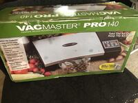 Vacuum Packing VacMaster Pro140( brand new with bags) Mount Rainier, 20712