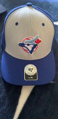 Toronto Blue Jays New L-XL Hat New Westminster, V3M 2N2